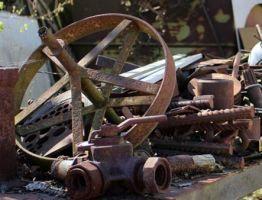 Правила хранения металлолома