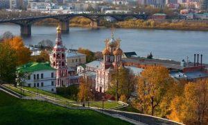 Точки сбора и вывоза мусора в Нижнем Новгороде