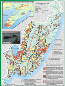 Экологическая карта Владивостока