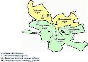 Экологическая ситуация Омска
