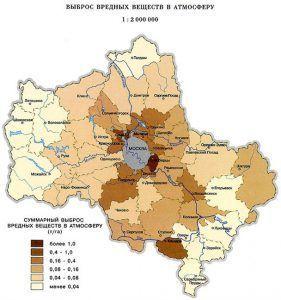 Экологическая ситуация в Саранске