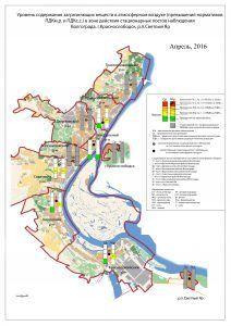 Экологическая ситуация в Волгограде