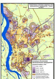Экология Томска