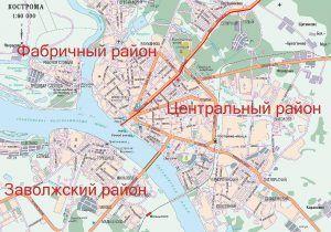 Экологическая ситуация в Костроме