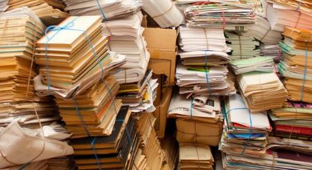 Книги на макулатуру ставрополь акта о выделении дел к уничтожению