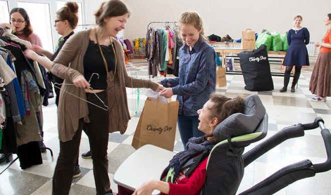 Благотворительные фонды по приему одежды