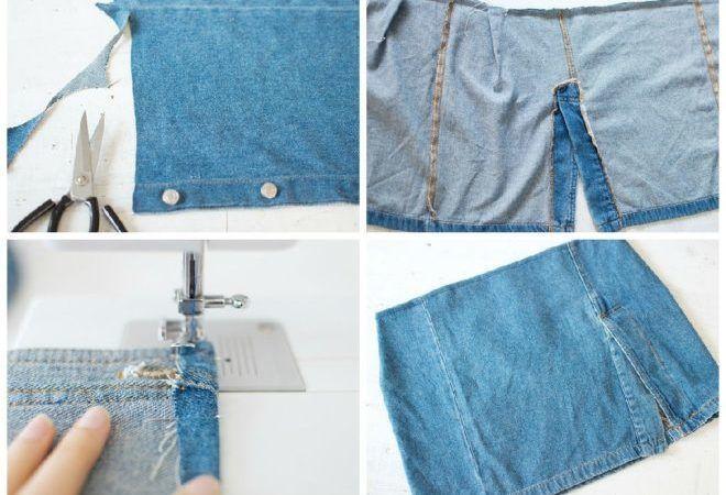 Что производят из старой одежды