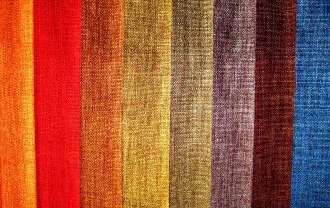Мебельные настилы из ткани