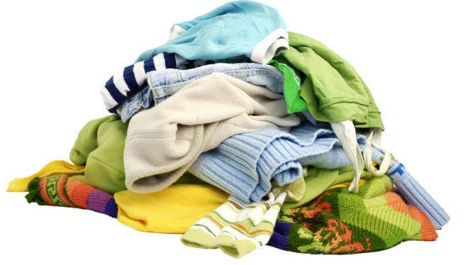 Переработка одежды