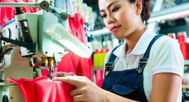 Производства текстиля