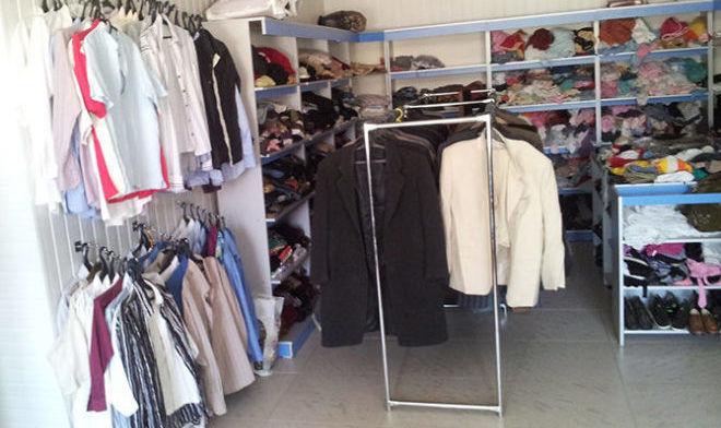 Пункт одежды