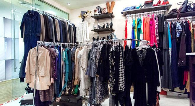 Пункты одежды