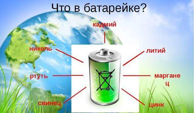 Что в батарейке