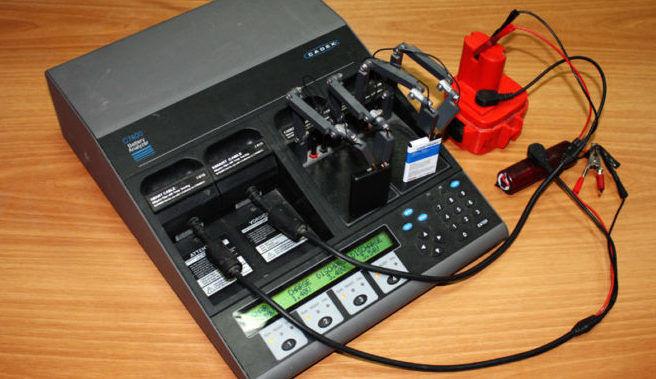 Диагностика аккумуляторов