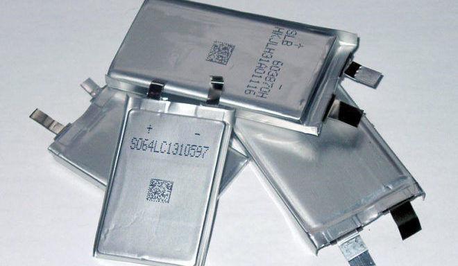 Литий-полимерные батарейки