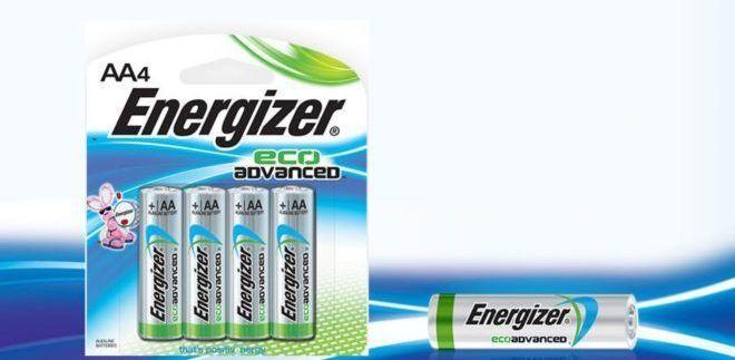 Новые батарейки из переработанных