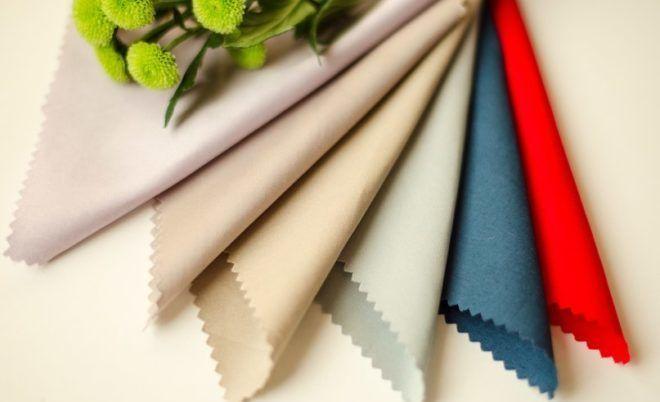 Новые материалы из ткани