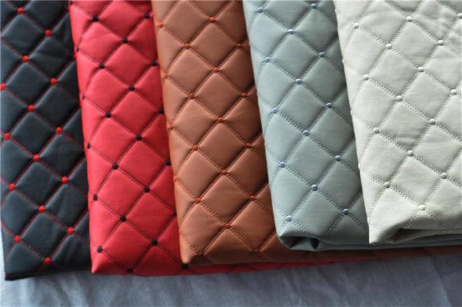 Обивка из ткани
