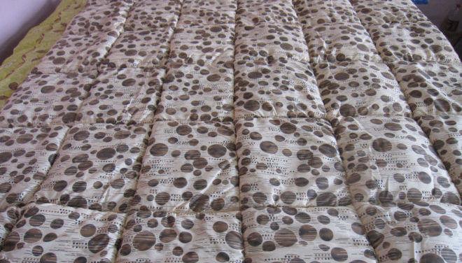Одеяло стеганое ватное