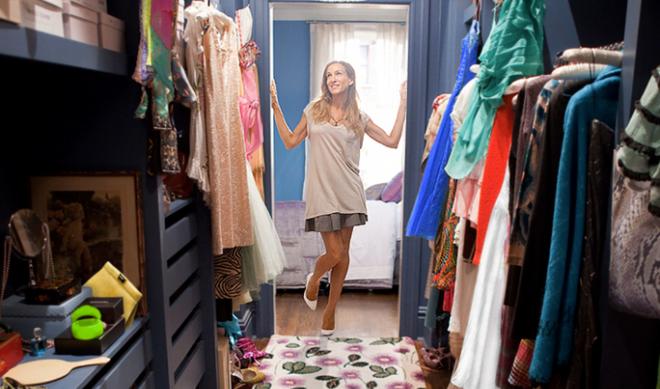 Перебирая свой гардероб