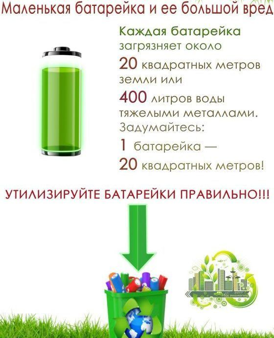 Переработка различных источников питания