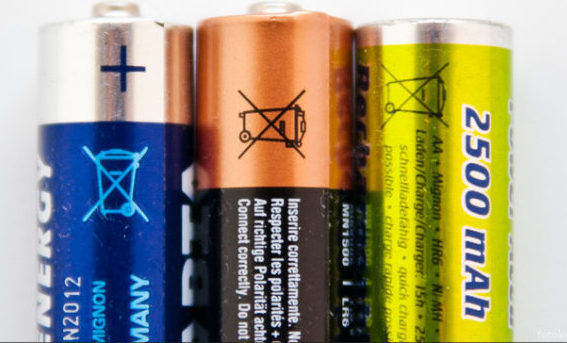 Почему батарейки нельзя выбрасывать