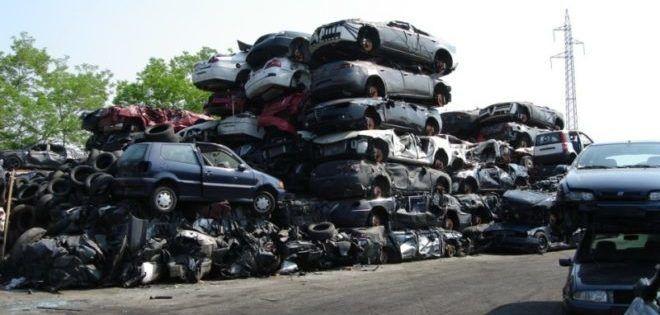 Прием машины на лом