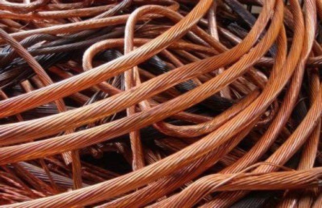 Приём цветных металлов кабеля
