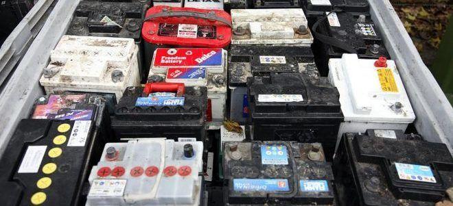 Пункт приема аккумуляторов в Анжеро-Судженске