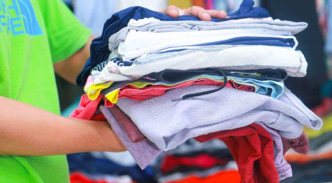 Пункты приема одежды