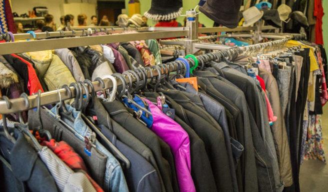 Сбор одежды нуждающимся