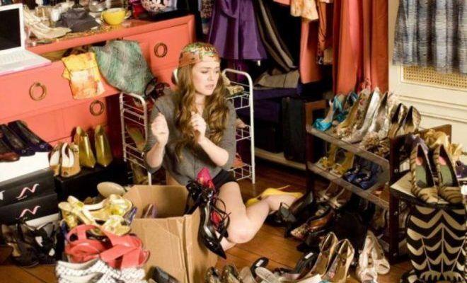 Сортировка гардероба