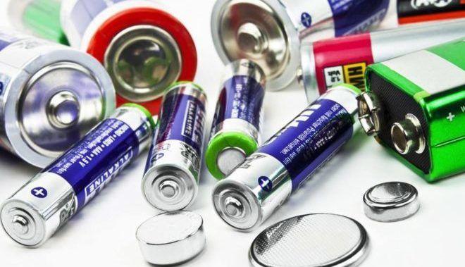 Свойства батареек