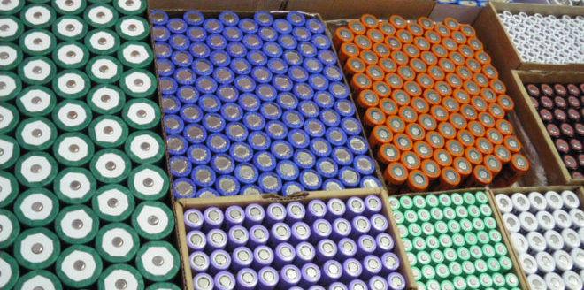 Утилизация отработанных батареек