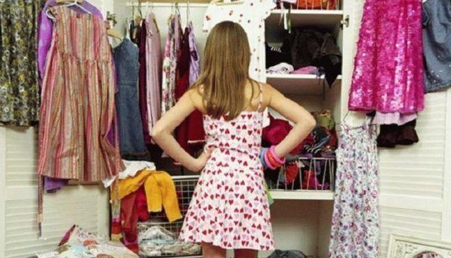 Зачем избавляться от старой одежды