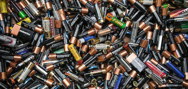 Собрать батареи