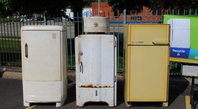 Бесплатный вывоз холодильников