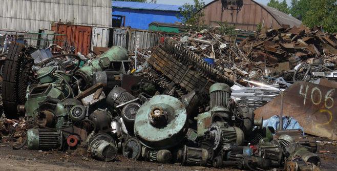 лом черных металлов в Перхушково