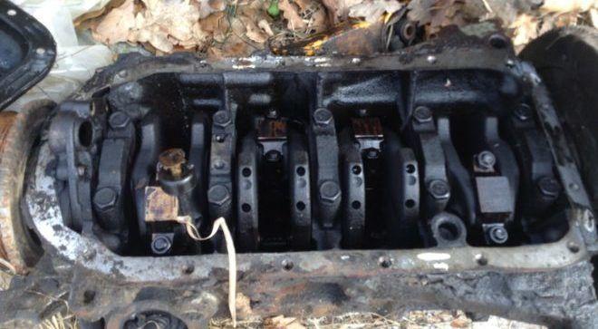 Двигатель на чермет