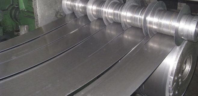 Этапы переработки металла нарезка