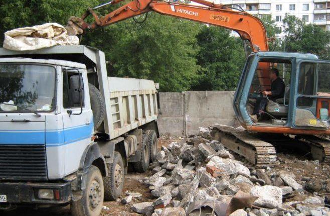 Как происходит вывоз бытовых отходов