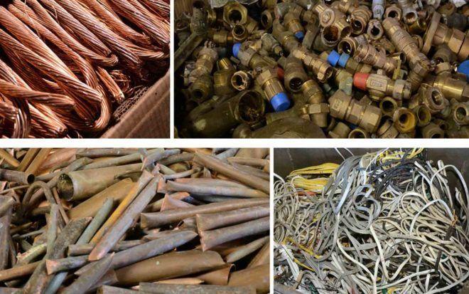 Какие категории металлолома выделяются и принимаются для вторичной переработки