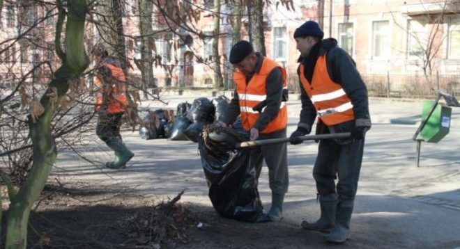 Кто должен отвечать за чистоту улиц