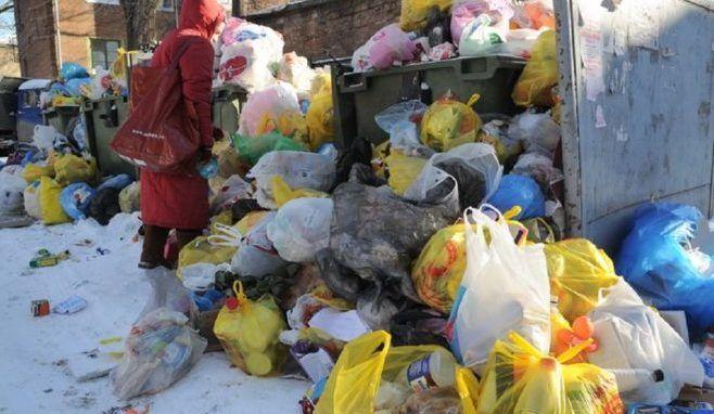 Насколько опасно не вывозить мусор