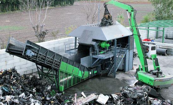Оборудование для утилизации металла