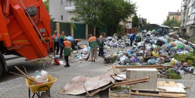 Организации мусора
