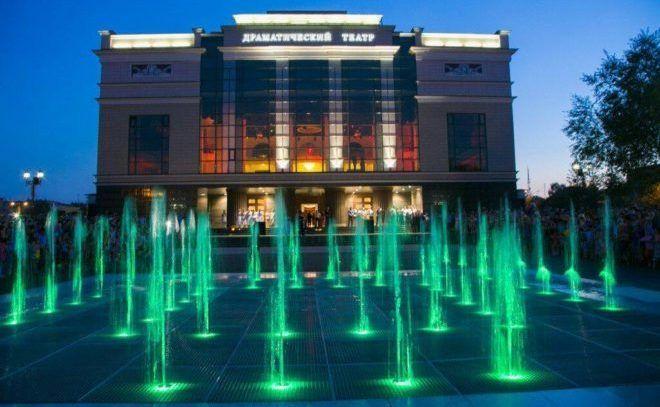 Орский муниципальный театр драмы