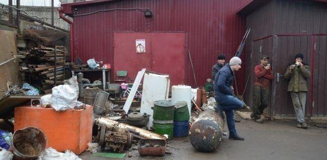 Пункты приема металлических отходов