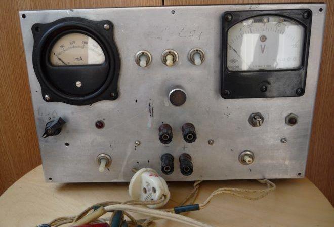 Радио и телеаппаратура