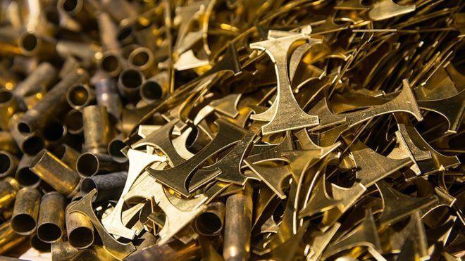 Сдача латуни на металлолом